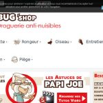 Bug-shop
