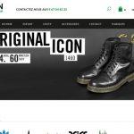 Boutique chaussure tendance