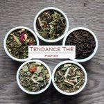 Vente de thé sur internet