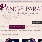 Boutique ange decoration