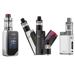 Mondial Vape, Kit e-cigarette, Kit debutant, Atomiseurs, Clearomiseurs