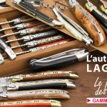 Boutique couteaux Laguiole