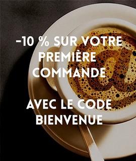 Bon de réduction pour acheter du café