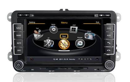 Autoradio Gps Dvd Volkswagen Golf 5 et 6