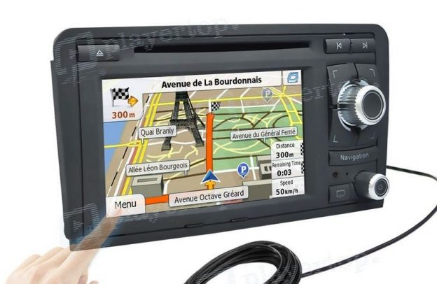 boutique autoradio GPS