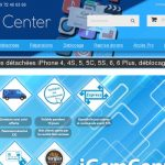 Kit ecran iphone