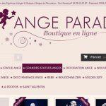 Boutique ange decoration