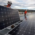 Panneau solaire photovoltaique