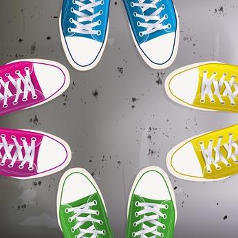 Chaussures pour le sport Kimishoes