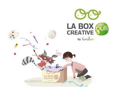 box activités créatives pour enfants